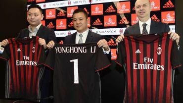 Ouverture d'une enquête sur le prix de la vente de l'AC Milan
