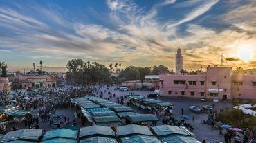 Photo de Marrakech, au Maroc