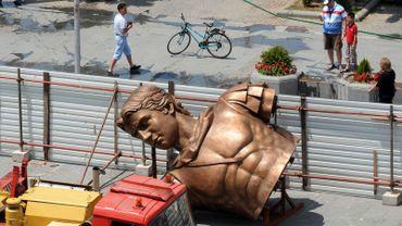 La statue d'Alexandre Le Grand érigée à Skopje a refait brûler le torchon entre Grèce et Macédoine