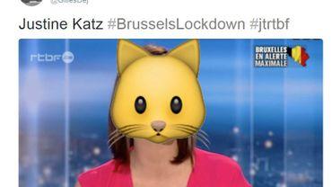les Twittos belges (et d'ailleurs) ont choisi de répondre par l'humour au climat anxiogène que suscite la situation.