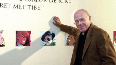 Le dessinateur Tibet est décédé il y a 5 ans.