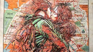 """""""Le Monde de C215"""", une exposition sur un artiste urbain engagé"""