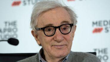 Woody Allen, le 9 juillet 2019 à San Sebastian, en Espagne