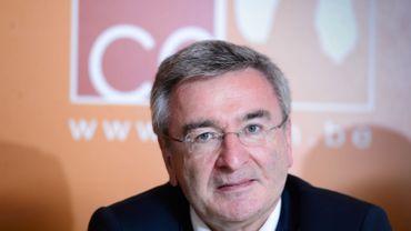 René Collin, le nouveau Luxembourgeois du gouvernement