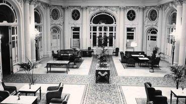 L'Hôtel Astoria, à Bruxelles