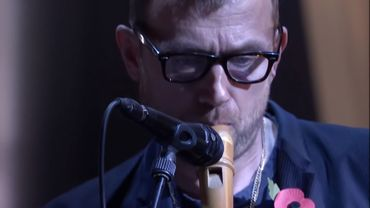 Clip et live pour un nouveau titre du 3e groupe du leader de Blur et Gorillaz