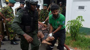 Trois policiers tués lors de la huitième explosion au Sri Lanka, au cours d'une perquisition, sept suspects auraient été arrêtés