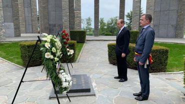 Memorial Day au Mardasson à Bastogne