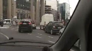Bruxelles souffre toujours cruellement de congestion … automobile !