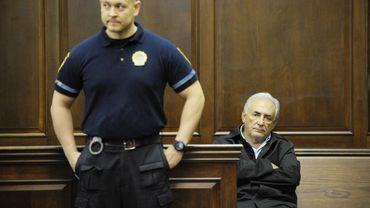 DSK dans un tribunal de New York