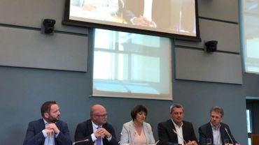 Commission d'enquête Publifin: suivez en direct la présentation du rapport