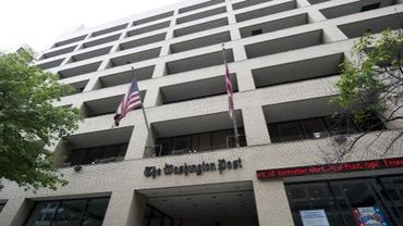 Illustration: les locaux du Washington Post
