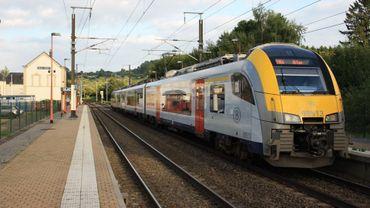 Les navetteurs des lignes 162/50 et 165/70 soulagés par le retour des trains