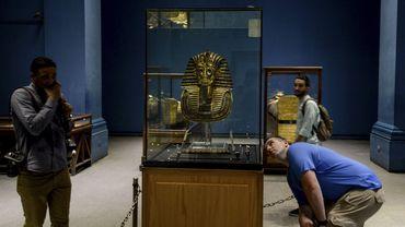"""""""Le Trésor du Pharaon"""" sera visible du 23 mars au 15 septembre 2019 à la Grande Halle de la Villette"""