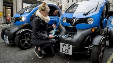Renault va investir 1 milliard d'euros en France dans les véhicules électriques