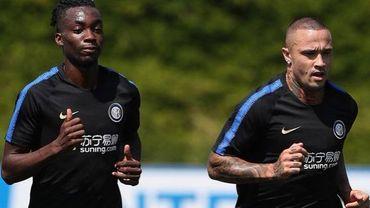 Radja Nainggolan a une blessure musculaire à la cuisse, confirme l'Inter