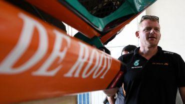 Gerard De Rooy remporte la 6e étape du Dakar en camion