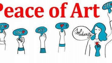 Peace of art : les artistes sont solidaires