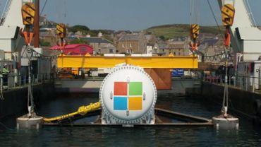 Projet Natick, ou quand Microsoft place ses serveurs au fond de la mer