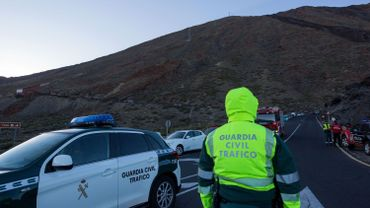 Le Teide, volcan situé au centre de l'île de Tenerife, est un passage obligé pour tous les touristes.