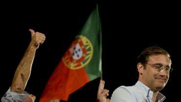 La coalition sortante du premier ministre portugais, Passos Coelho, est donnée gagnante par les derniers sondages