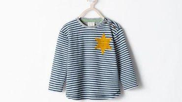 Un T-shirt rayé à étoile jaune: bad buzz autour de la dernière création de Zara
