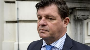 Bart Tommelein (Open Vld), secrétaire d'État en charge de la Lutte contre la fraude fiscale.