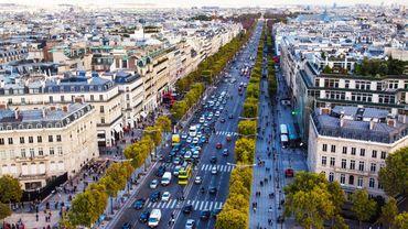 """la mairie de Paris a inauguré lundi les premières voies anti-bruit et anti-chaleur de la capitale pour s'adapter au """"défi climatique"""" et """"améliorer le cadre de vie"""" des Parisiens."""