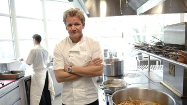 Gordon Ramsay part en voyage avec National Geographic