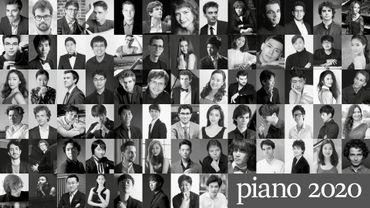 Les 74 candidats retenus pour l'édition 2020 du Concours Reine Elisabeth
