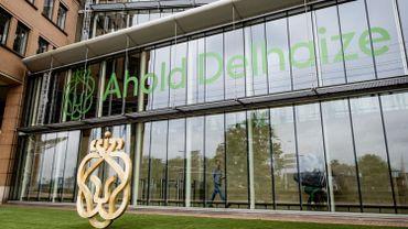 Le siège d'Ahold Delhaize à Zaandam