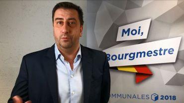 Hannut: Manu Douette a prêté serment ce lundi