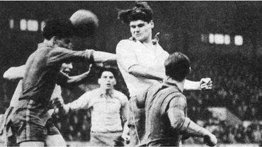 Décès à 90 ans d'Henri Diricx, ancien Diable et défenseur de l'Union Saint-Gilloise
