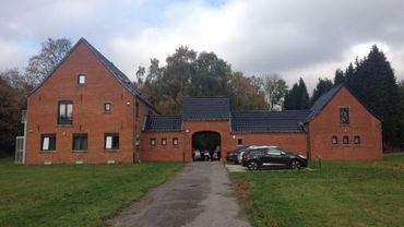 Le nouveau centre Poliade sur la route de Wallonie à Mons (Ghlin)
