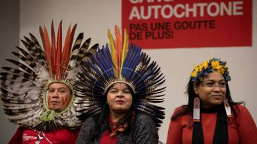 "Brésil: une activiste indigène accusée de ""diffamer"" Jair Bolsonaro"