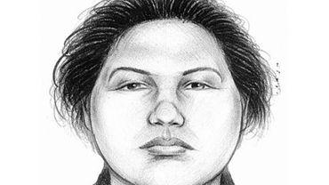 Ce portrait robot de la meurtrière a été diffusé après les faits par la police de New York.