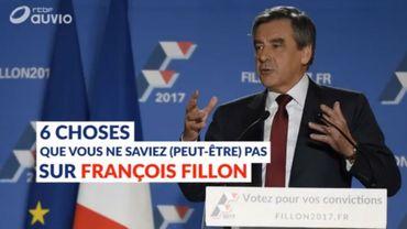 Six choses que vous ne saviez (peut-être) pas sur François Fillon
