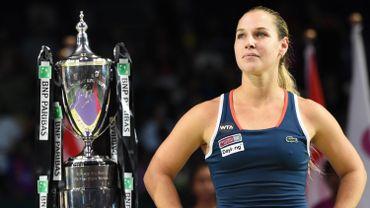 Tennis : Dominika Cibulkova