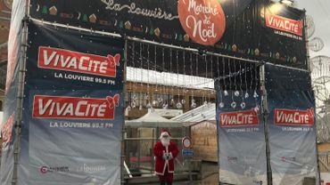 Tout est prêt à La Louvière : même le Père Noël