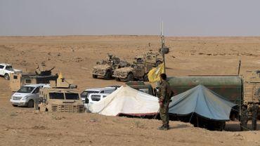 Syrie: 20 combattants d'une alliance kurdo-arabe tués dans une embuscade de l'EI