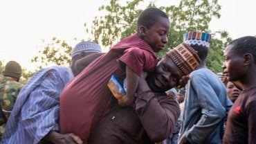 Nigeria: libération de dizaines d'écoliers après un nouveau rapt dans le nord-ouest