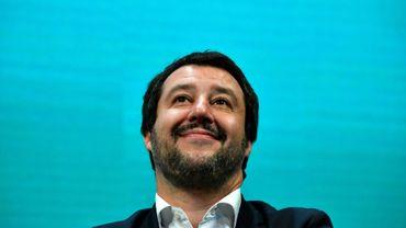 Le ministre italien de l'Intérieur Matteo Salvini  a annoncé  le prochain recensement des Roms