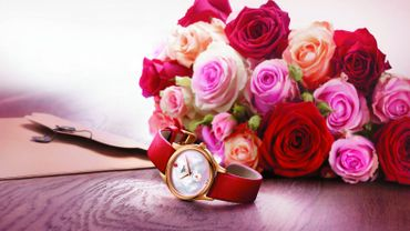 Saint-Valentin   cinq montres chic et raffinées pour surprendre l être aimé 45ccca5beee1