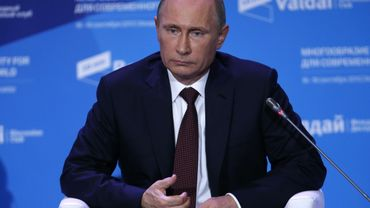 Vladimir Poutine explique ses positions sur l'homosexualité