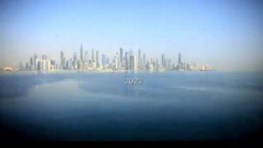 """Au Qatar, la préparation du Mondial 2022 masque """"l'esclavagisme moderne"""""""