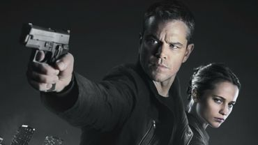 """""""Jason Bourne"""" remporte la somme de 62,02 millions de dollars au box-office mondial cette semaine"""