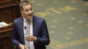 """Alexander De Croo: """"Le gouvernement fédéral peut être formé d'ici décembre"""""""