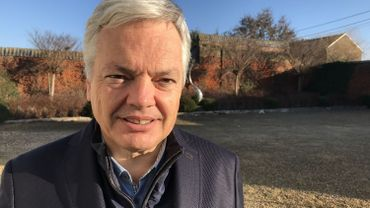 Didier Reynders condamne l'expulsion de Bart Ouvry, l'ambassadeur de l'UE au Congo