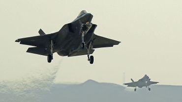 Les F-35 pourraient être remplacé par un chasseur développé en secret
