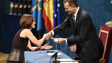 Esther Duflo avait déjà été récompensée du prix des Asturies en 2015